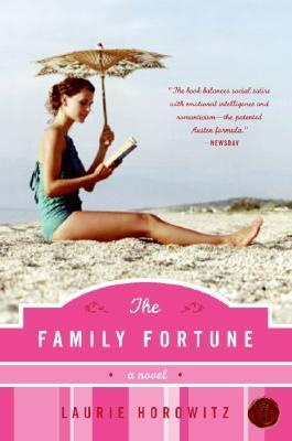 "Book cover for the novel ""The Family Fortune"""